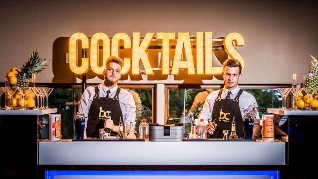 Cocktail workshop bar company
