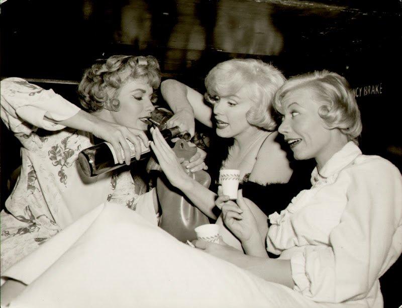 Manhattan cocktail recept Marilyn Monroe