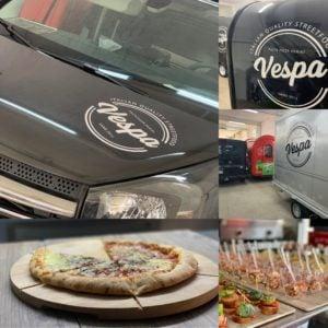 Pasta Vespa Impressie