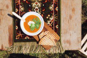 Tosti foodtruck en soep foodtruck