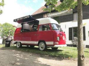 VW Retro Cafe