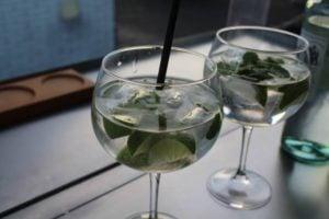 Frisse cocktail