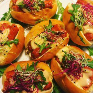Pittige hotdogs van Food Kartel